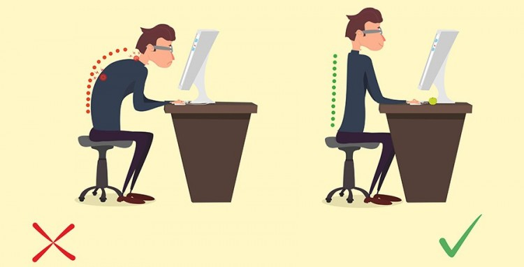 Finding great posture after a lifetime without